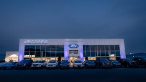 Orchard Ford - Kelowna Electricians Krueger Electric
